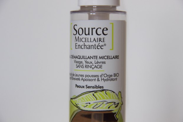 eau micellaire garancia